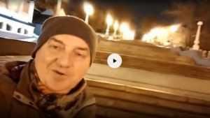 Лидер группы «Чайф» Владимир Шахрин удивился пустынному Брянску