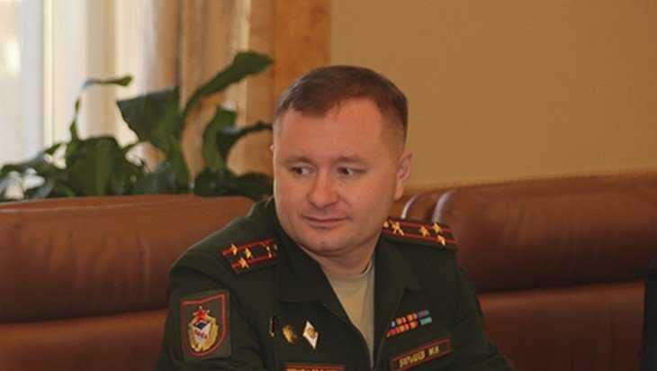 Бывшего начальника ЦСКА полковника Михаила Барышева задержали за взятки