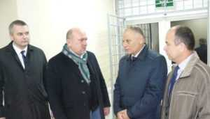 Заместитель губернатора Сергеев побывал в Дятьковском суде