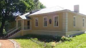 Музей Тютчева в Овстуге получит 22 миллиона рублей на реконструкцию