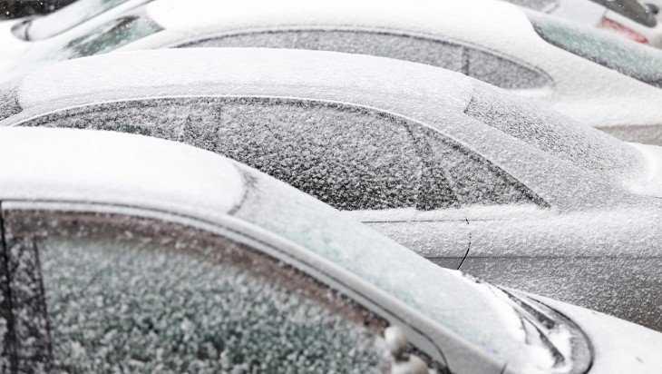 В субботу в Брянске может выпасть снежная крупа