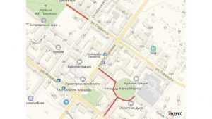 В центре Брянска ограничат движение и парковку транспорта