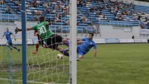Брянское «Динамо» одержало победу 2:0 в Новомосковске