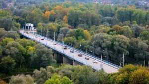 Брянцам рассказали о том, как строились мосты города
