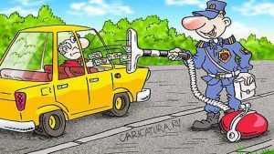 Водитель наказал ГАИ за унижения