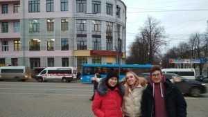 Молодогвардейцы провели поиски бесплатного интернета в брянских вузах