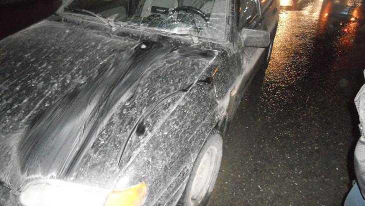 В Новозыбкове водитель ВАЗ покалечил пенсионерку-нарушительницу