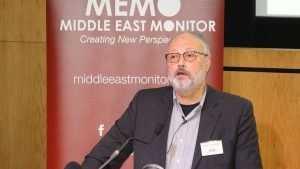 У американцев появилась запись с приказом убить саудовского журналиста