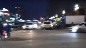В Брянске дорожное движение на улице Романа Брянского назвали хаосом
