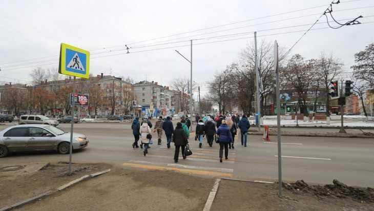 Перенос «зебры» на Московском проспекте рассорил жителей Брянска
