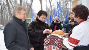 В Новозыбковском районе открыли после ремонта сельский Дом культуры