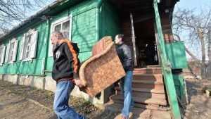 В Гордеевском районе выселили 9 семей, получивших компенсации за жилье