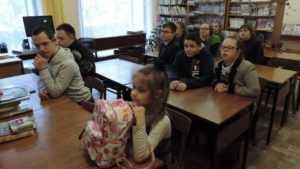 Детская библиотека Новозыбкова присоединилась к проекту «Мир для всех»