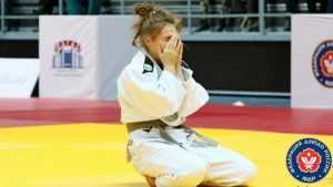 Брянская дзюдоистка Татьяна Цыганкова победила в первенстве России