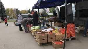 Жители Брянска потратили на ярмарках выходного дня 23 млн рублей