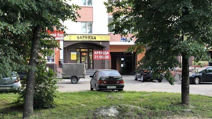 По самому «пьяному» дому Брянска ударила «Трезвая Россия»