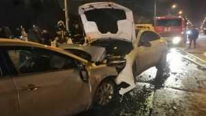 В трагическом ДТП в Брянске один человек погиб, двое ранены