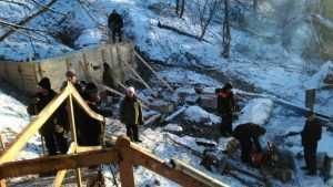 В Брянске начали благоустраивать родник «Белый колодец» в Судке