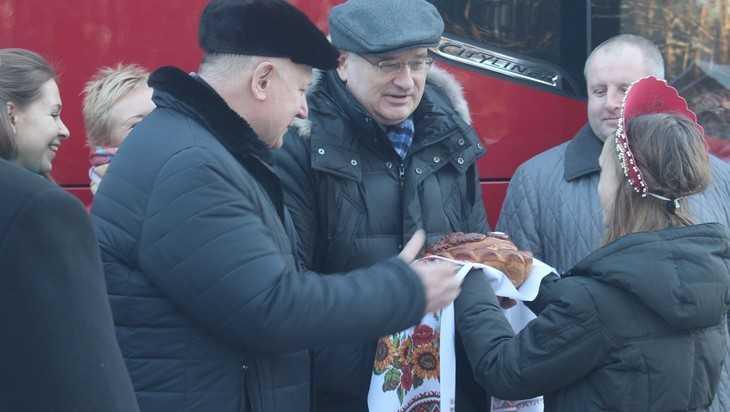 В Брянскую область прибыли участники российско-белорусского форума
