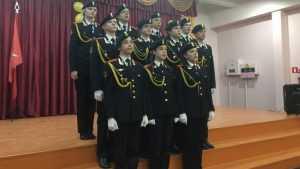 В Брянске отметили 313 годовщину образования морской пехоты