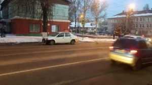 В Брянске водитель такси сбил на «зебре» 61-летнего пенсионера