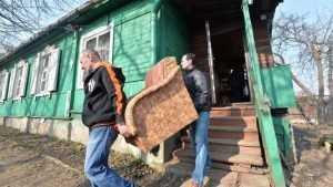 В Гордеевке прокурор велел выселить супругов, получивших компенсацию за жильё