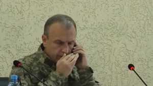 На границе с Крымом началась истерика из-за военного положения