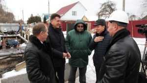 В Брянске движение по Спартаковской улице откроют 1 декабря