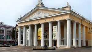 В Брянске 13 декабря откроют объявленный в России Год театра