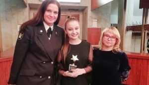 Брянская певица Елизавета Малышева получила приз имени Кобзона