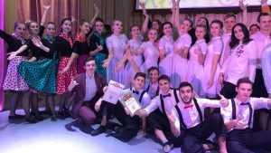 Брянские студенты продемонстрировали певческие таланты