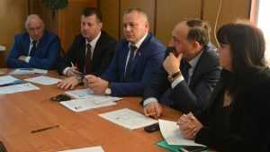Брянский депутат Валентин Суббот провел приём граждан в Трубчевске
