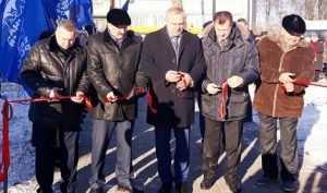 В Трубчевске преобразили Красноармейскую площадь и парк Горького