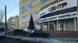 В закрытом брянском ТРЦ Тимошковых решили отпраздновать Новый год