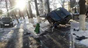 В Брянске автомобили за сутки сбили четверых пешеходов