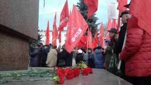 Брянские коммунисты решили провести свой митинг 7 ноября