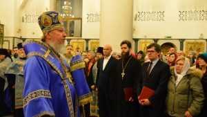 Мощи святителя Луки принесены в Брянский Кафедральный собор