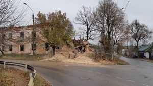 Прокуратура проверит все аварийные здания из-за обрушения дома в Клинцах