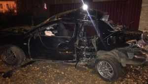 В Брянске в трагическом ДТП погибли два человека и четверо ранены
