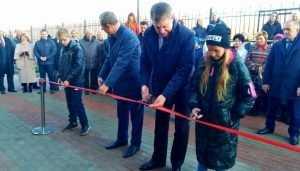 В Володарском районе Брянска открыли новый бассейн