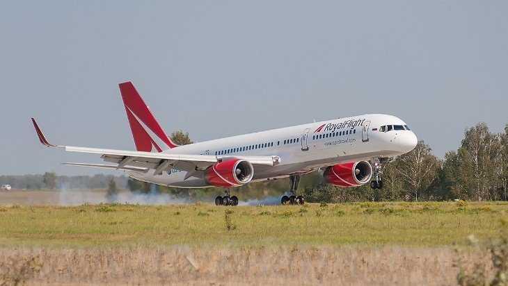 Авиарейсы из Брянска в Турцию возобновятся с 23 мая