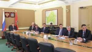 Губернатор Богомаз рассказал вице-премьеру Мутко о готовности к зиме