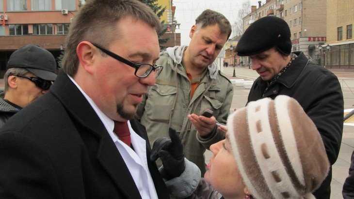 Брянские коммунисты потребовали вопреки закону освободить Куприянова