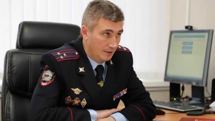 Указ о назначении начальника Брянского УМВД засекретили