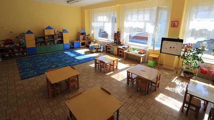 На покупку оборудования для двух детсадов в Брянске потратят 26 миллионов рублей
