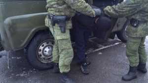 Брянские пограничники задержали в Стародубском районе двоих украинцев