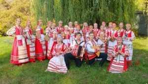 Брянский ансамбль «Зарянка» победил на фестивале в Курске