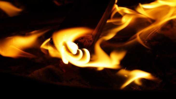 Мать ребенка, спалившего заживо бездомного, оштрафовали на 100 рублей