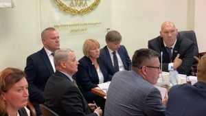 Депутаты Госдумы поддержали строительство Дворца единоборств в Брянске