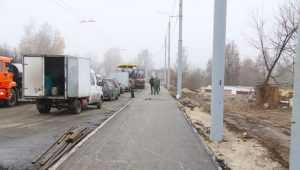 В Брянске на Городищенской горке перенесут остановку